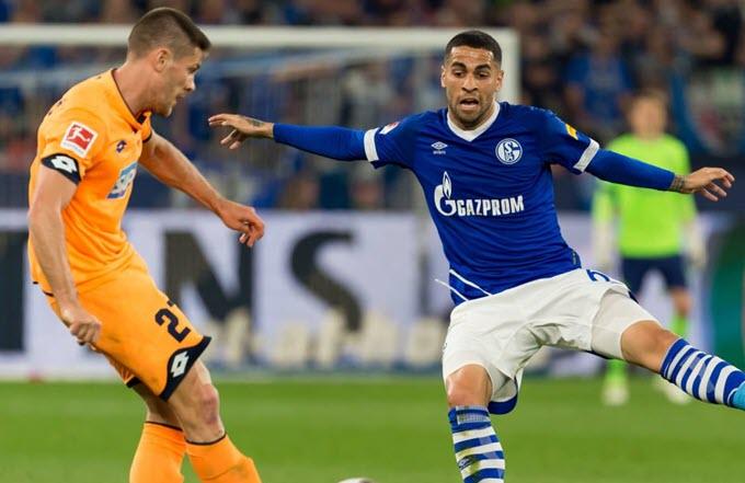 Hoffenheim Vs Schalke