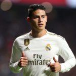 Nếu James Rodriguez đến Manchester United, bạn sẽ mặc số nào?